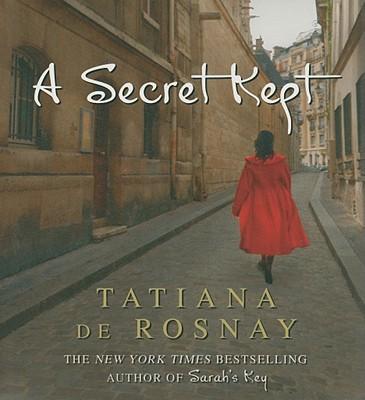 A Secret Kept - De Rosnay, Tatiana, and Vance, Simon (Read by)