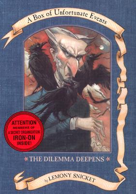 A Series of Unfortunate Events Box: The Dilemma Deepens (Books 7-9) - Snicket, Lemony