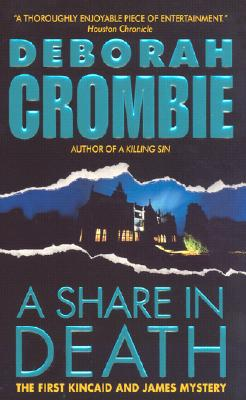 A Share in Death - Crombie, Deborah