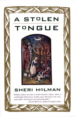 A Stolen Tongue - Holman, Sheri
