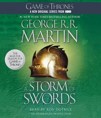 A Storm of Swords - Martin, George R R, and Dotrice, Roy (Read by)