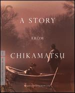 A Story from Chikamatsu [Criterion Collection] [Blu-ray]