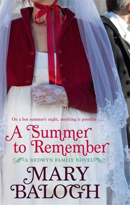 A Summer to Remember - Balogh, Mary