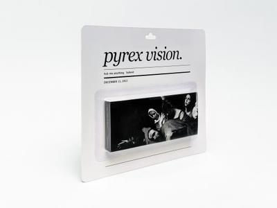 A Team With No Sport: Virgil Abloh Pyrex Vision Flip Book - Abloh, Virgil