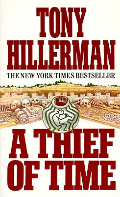 A Thief of Time - Hillerman, Tony