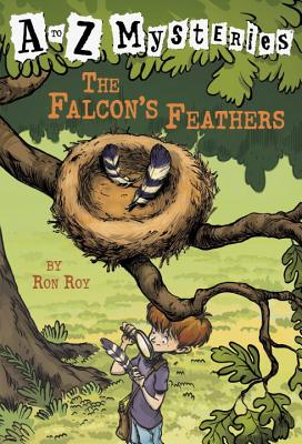 A to Z Mysteries: The Falcon's Feathers - Roy, Ron, and Gurney, John Steven (Illustrator)