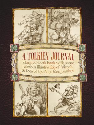 A Tolkien Journal - Running Press (Editor)