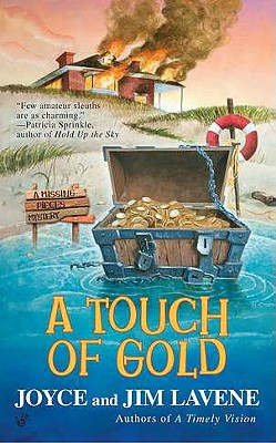 A Touch of Gold - Lavene, Joyce And Jim