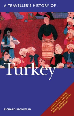 A Traveller's History of Turkey - Stoneman, Richard
