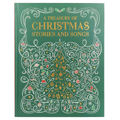 A Treasury of Christmas Stories and Songs - Cottage Door Press (Editor)