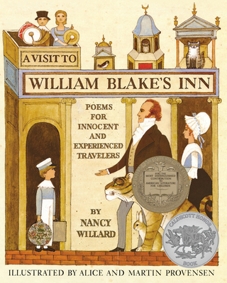 A Visit to William Blake's Inn: Poems for Innocent and Experienced Travelers - Willard, Nancy