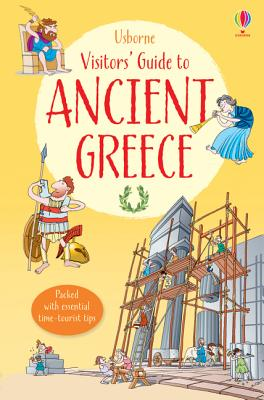 A Visitor's Guide to Ancient Greece - Sims, Lesley
