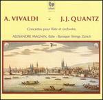 A. Vivaldi, J.J. Quantz: Concertos pour Fl?te et orchestra