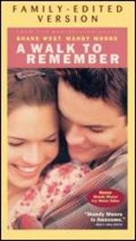 A Walk to Remember [Blu-ray]