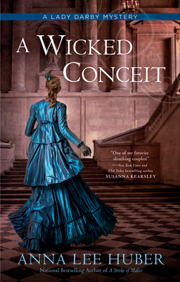 A Wicked Conceit - Huber, Anna Lee