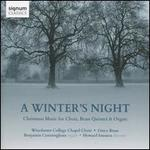 A Winter's Night: Christmas Music for Choir, Brass Quintet & Organ