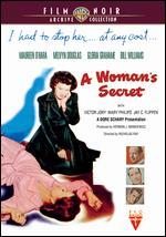 A Woman's Secret - Nicholas Ray