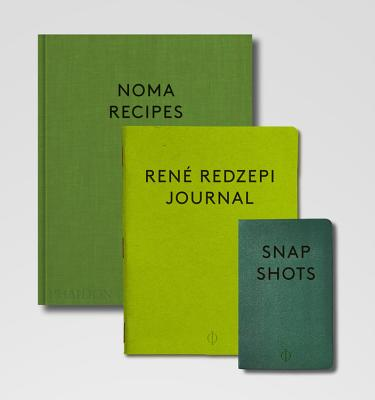 A Work in Progress: Notes on Food, Cooking and Creativity - Redzepi, Rene