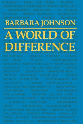 A World of Difference - Johnson, Barbara