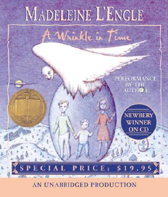 A Wrinkle in Time - L'Engle, Madeleine (Read by)