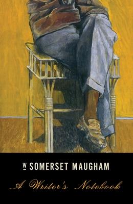 A Writer's Notebook - Maugham, W Somerset