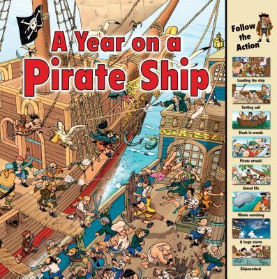 A Year on a Pirate Ship - Havercroft, Elizabeth