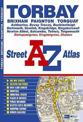 A-Z Torbay Street Atlas - Geographers' A-Z Map Company