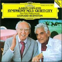 Aaron Copland: Symphony No. 3; Quiet City - Philip Smith (trumpet); Thomas Stacy (horn); New York Philharmonic; Leonard Bernstein (conductor)