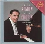 Abbey Simon Plays Chopin, Vol. 4: Etudes, Opp. 10 & 25
