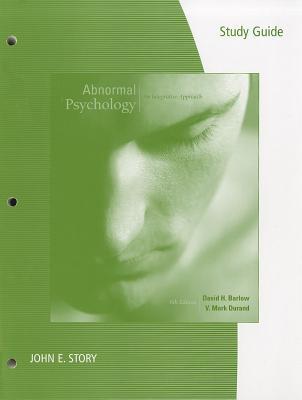 Abnormal Psychology: An Integrative Approach - Barlow, David H, PhD, and Durand, V Mark