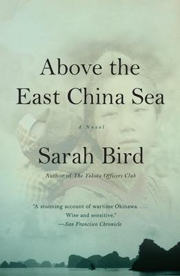 Above the East China Sea - Bird, Sarah
