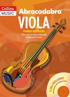 Abracadabra Viola (Pupil's book + 2 CDs): The Way to Learn Through Songs and Tunes - Davey, Peter