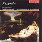 Accendo: Music from the time of Claudio Monteverdi