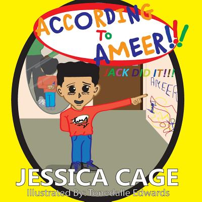 According to Ameer, Jack Did It! - Cage, Jessica