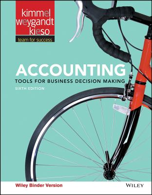 9781119191674: Accounting, Binder Ready Version: Tools for Business