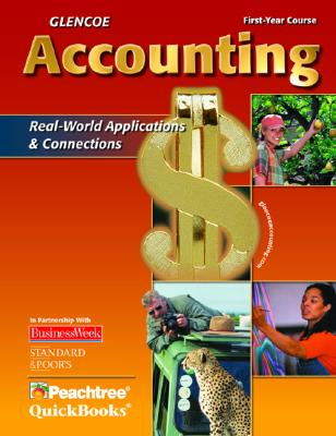 Accounting: First-Year Course: Real-World Applications & Connections - Guerrieri, Donald J, and Haber, F Barry, and Hoyt, William B