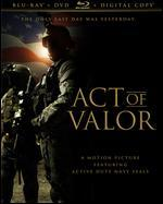 Act of Valor [Blu-ray/DVD] [Includes Digital Copy]