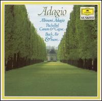 Adagio - Eduard Kaufmann (organ); Jean Soldan (flute); Lucerne Festival Strings; Regis Pasquier (violin); Walter Prystawski (violin);...