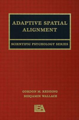 Adaptive Spatial Alignment - Redding, Gordon M, and Wallace, Benjamin
