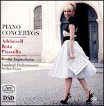 Addinsell, Rota, Piazzolla: Piano Concertos