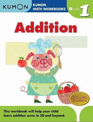 Addition Grade 1 - Tachimoto, Michiko (Illustrator)