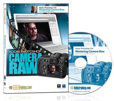 Adobe Photoshop Cs4: Mastering Camera Raw DVD - Kelby, Scott