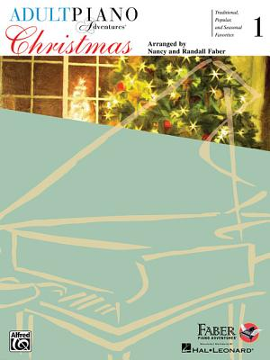 Adult Piano Adventures Christmas - Book 1 - Faber, Nancy, and Faber, Randall