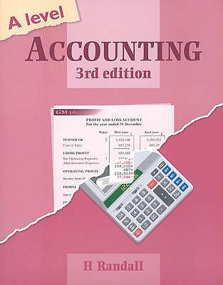 Advanced Level Accounting - Randall, Harold