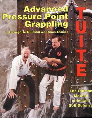 Advanced Pressure Point Grappling - Dillman, George