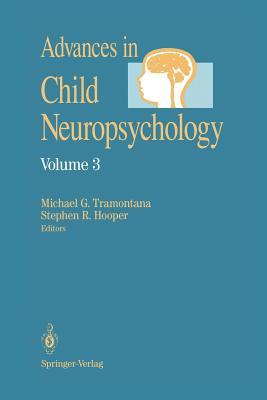 Advances in Child Neuropsychology - Tramontana, Michael G