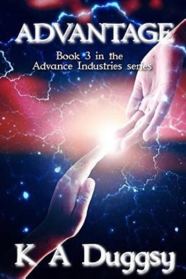 Advantage (Advance Industries #3) - Williams, Danni (Ellie) (Editor), and Duggsy, K a