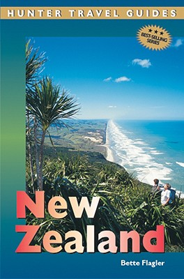 Adventure Guide to New Zealand - Flagler, Bette