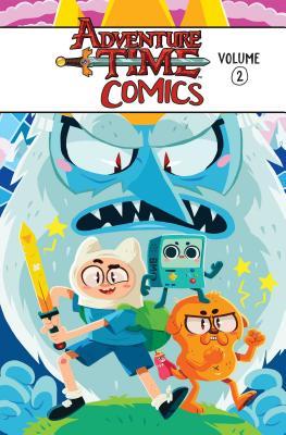 Adventure Time Comics Vol. 2 - Ward, Pendleton (Creator), and Fridolfs, Derek, and Tamaki, Mariko