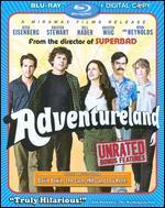 Adventureland [2 Discs] [Includes Digital Copy] [Blu-ray]
